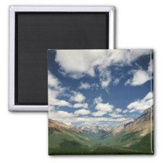 Canadá, Columbia Británica, Yoho NP. Nubes hinchad Imán Para Frigorifico