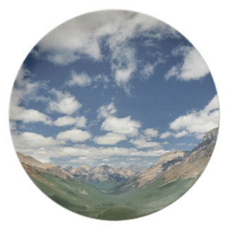 Canadá, Columbia Británica, Yoho NP. Nubes hinchad Plato Para Fiesta