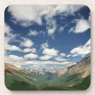 Canadá, Columbia Británica, Yoho NP. Nubes hinchad Posavasos