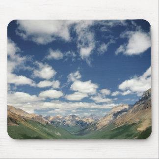 Canadá, Columbia Británica, Yoho NP. Nubes hinchad Alfombrillas De Ratón