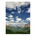 Canadá, Columbia Británica, Yoho NP. Nubes hinchad Postal