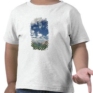 Canadá, Columbia Británica, Yoho NP. Nubes Camisetas