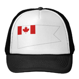 Canada Commodore amp Brigadier General Flag Trucker Hat