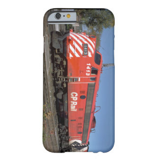 Canadá, CPR FP-7A #1413_Trains del mundo Funda Para iPhone 6 Barely There