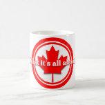 Canadá cuál es todo el Aboot Tazas De Café