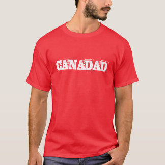 Canada Dad - Canadian Father's Day Gift T-Shirt