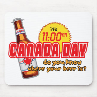 Canada Day 11 Mouse Pad