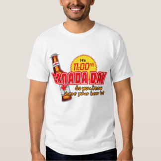 Canada Day 11 T-Shirt