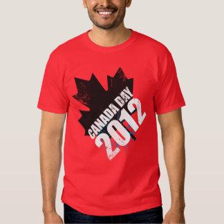 Canada Day 2012 Men's Tee