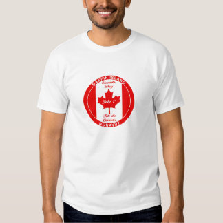 CANADA DAY BAFFIN ISLAND NUNAVUT T-SHIRT