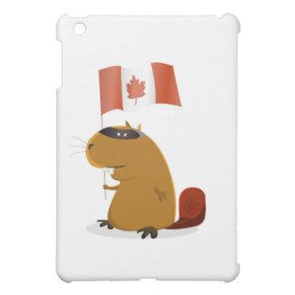 Canada Day Beaver Cover For The iPad Mini