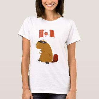Canada Day Beaver T-Shirt