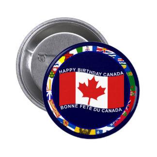 Canada Day Button 3
