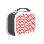 Canada Day Canadian Maple Leaf and Heart Lunch Box