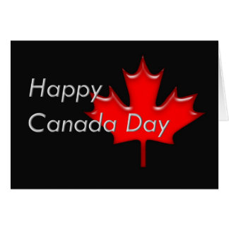 Canada Day Card July 1