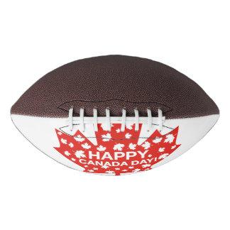 Canada Day Celebration Football