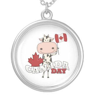 Canada Day Cow Custom Jewelry