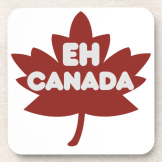 Canada Day Humour Beverage Coaster
