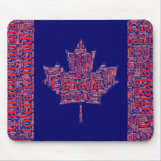 CANADA DAY JULY 1ST MOUSE PAD