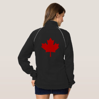 Canada Day Maple leaf Beer Eh? by Lighthouse Route Jacket