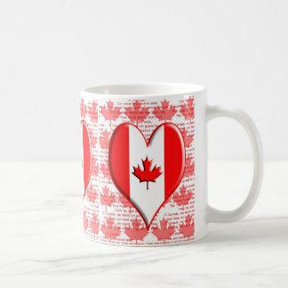 Canada Day Mug July 1