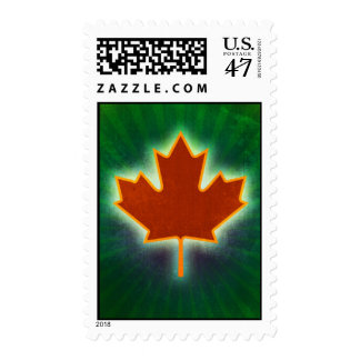 Canada Day Postage