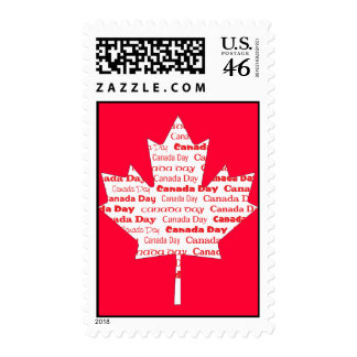Canada Day stamp