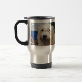 Cañada de la taza del viaje de Imaal Terrier