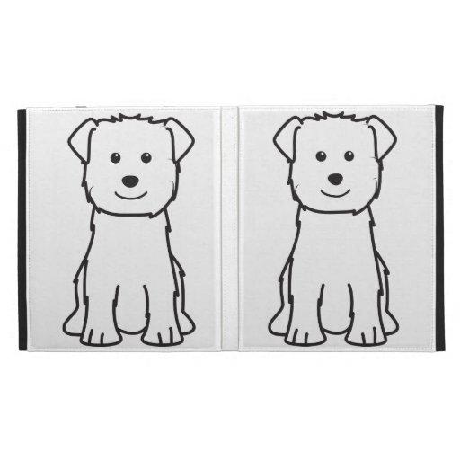 Cañada del dibujo animado del perro de Imaal Terri
