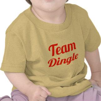 Cañada del equipo camisetas