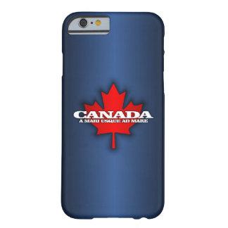 Canadá (del mar al mar) funda para iPhone 6 barely there