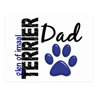 Cañada del papá 2 de Imaal Terrier Postal