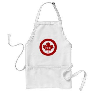 Canadá Delantal