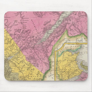 Canada East Formerly Lower Canada Mouse Pad