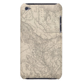 Canada East Lower Barely There iPod Case