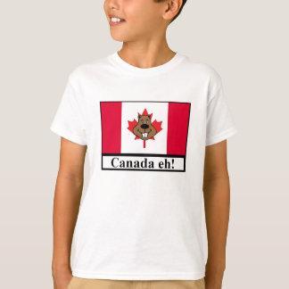 Canada eh! beaver head T-Shirt