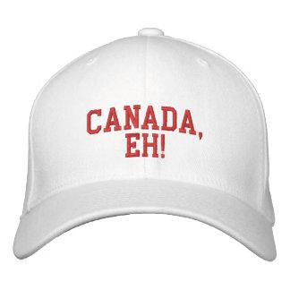 Canadá, Eh bordó el gorra Gorras De Beisbol Bordadas
