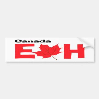 Canada Eh Bumper Sticker