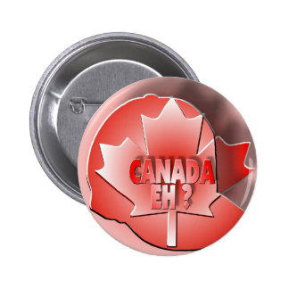 CANADA EH? BUTTONS