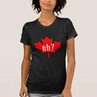 ¿Canadá Eh? Camisetas