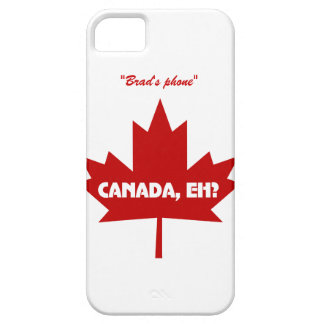 ¿Canadá Eh? caso del iPhone - personalizable iPhone 5 Fundas