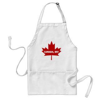 ¡Canadá, Eh! Delantales