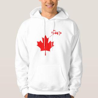 Canada Eh! Funny Canadian Pride Hoodie