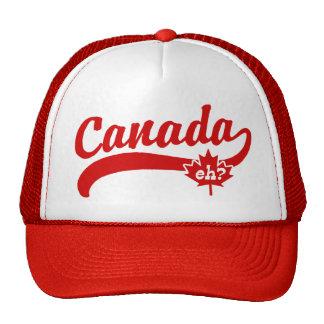 ¿Canadá eh? Gorras
