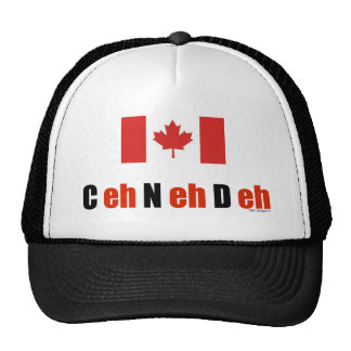 CANADA EH? - HAT