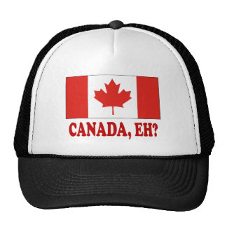 CANADA,EH? MESH HAT