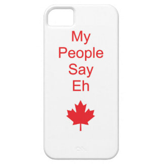Canada eh iPhone SE/5/5s case