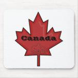 ¡Canadá Eh! Mousepad de encargo Tapete De Ratones