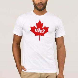 ¿Canadá eh? Playera