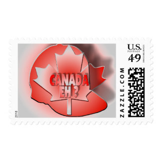 CANADA EH? POSTAGE STAMPS